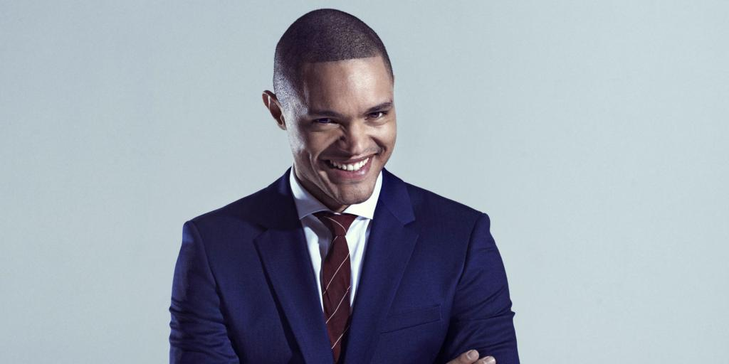 Trevor Noah To Replace Jon Stewart As The New 'Daily Show' Host