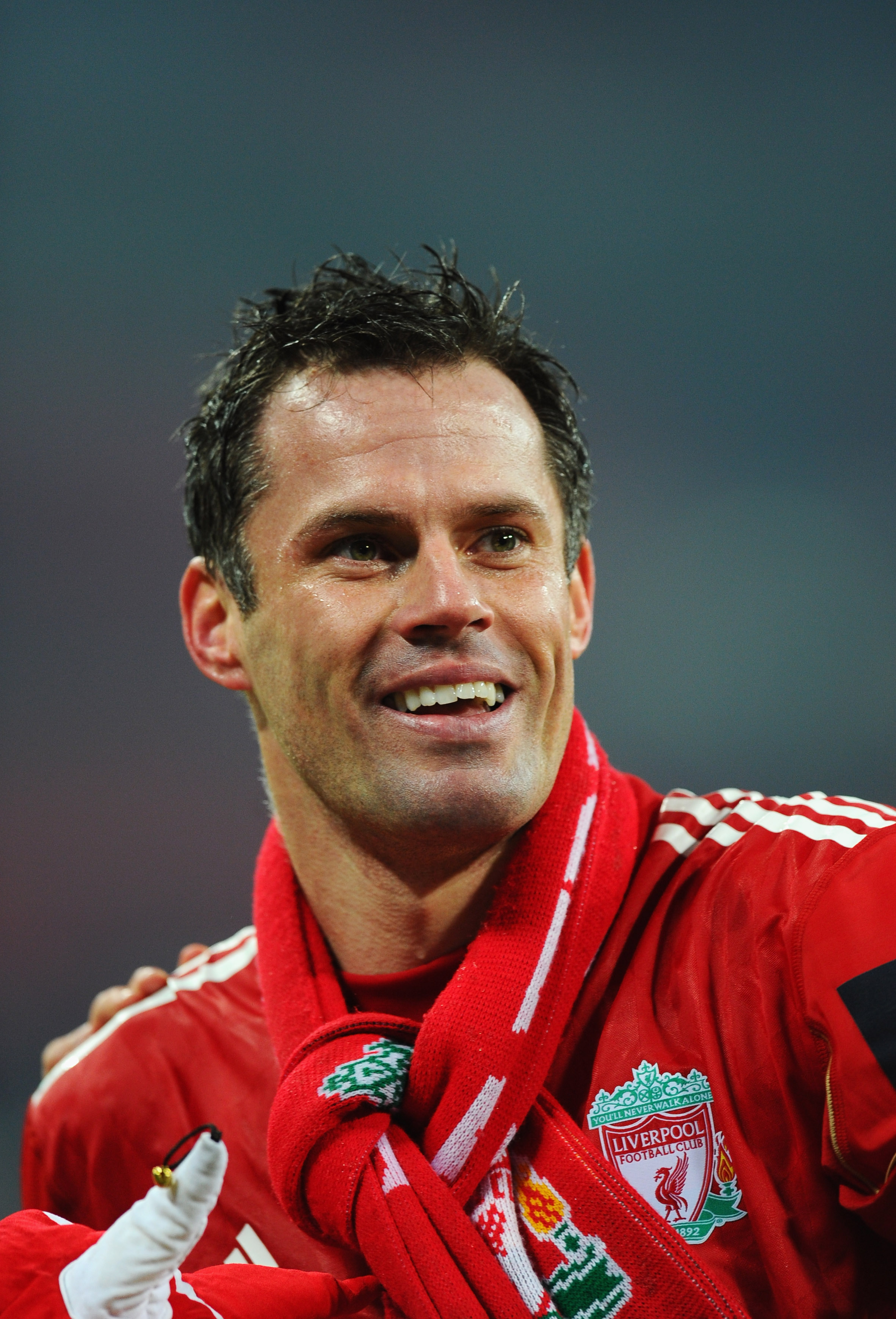 Tributes Pour In For Retiring Liverpool Legend Jamie Carragher