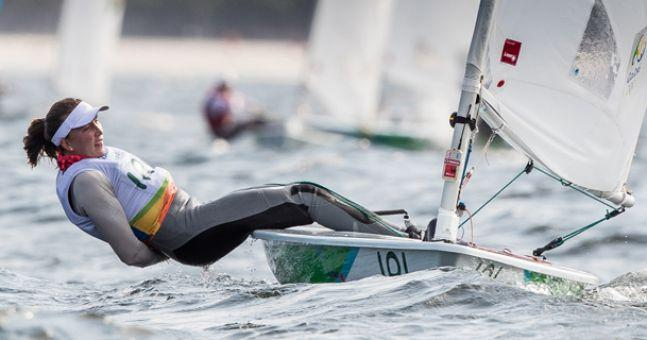 Two Amazing Races Sees Annalise Murphy Move Up Into Second Place In