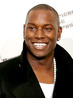 Tyrese Gibson From Tyrese   MTV
