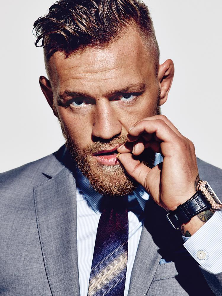 UFC Star Conor McGregor Says He's Lost His Mind - WSJ