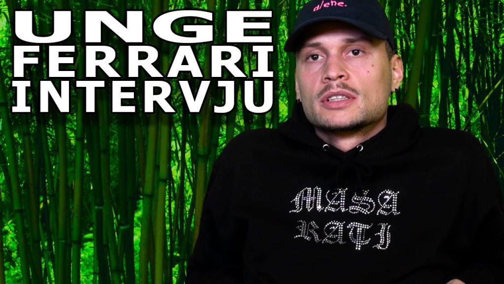 Unge Ferrari-intervju Om Nytt Album, Skandinavia-satsing Og Arif