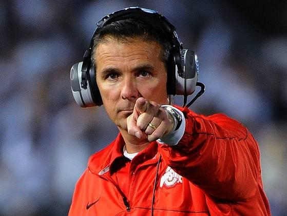 Urban Meyer Kicks Students Out Of Scrimmage For Wearing Blue