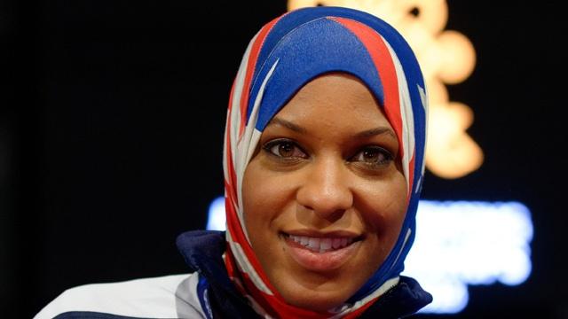 US Fencer Ibtihaj Muhammad, Others Join Team Visa Rio 2016 - Global