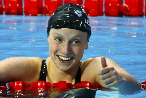 USA Swimming's Team Director Has Never Seen Anything Like Katie