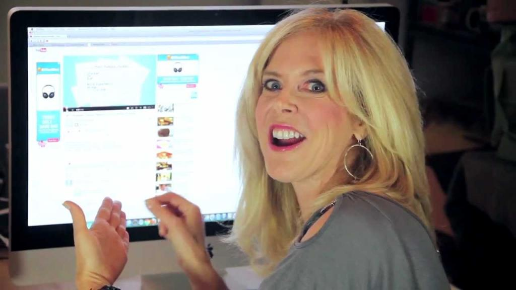 Using You Tube To Find Rebecca Brand Recipes - YouTube