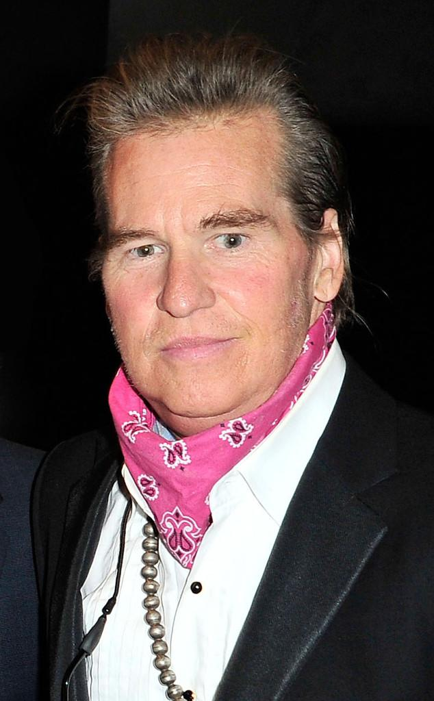 Val Kilmer Treated At Hospital, Reacts To 2nd Health Scare Rumor   E