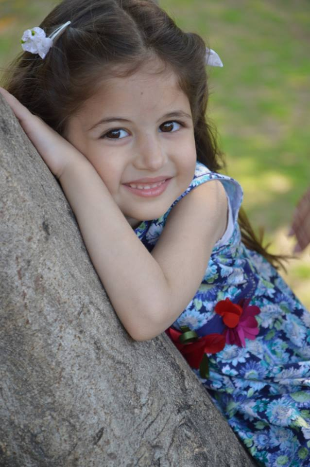 Very Cute Child Actress Harshaali Malhotra's New Unseen Wallpapers