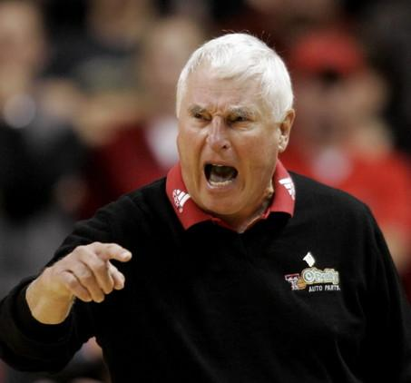 Video: Bob Knight Said    Kentucky    And We Can All Go Back To Ignoring