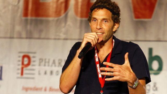 Video: Building Buzz Amid The Clutter     Jesse Itzler, Founder, 100