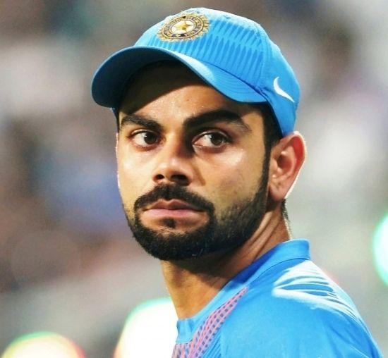 Virat Kohli (Cricketer) Height, Weight, Age, Affairs, Biography