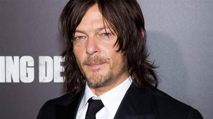 Walking Dead' Star Norman Reedus Responds With Humor After Fan Bites