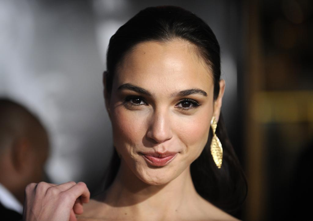 Wallpaper Gal Gadot, Wonder Woman, 4K, Movies, #6942