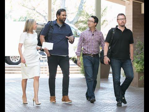 Welcome To Silicon Valley With CEO Of Jawbone Hosain Rahman - YouTube