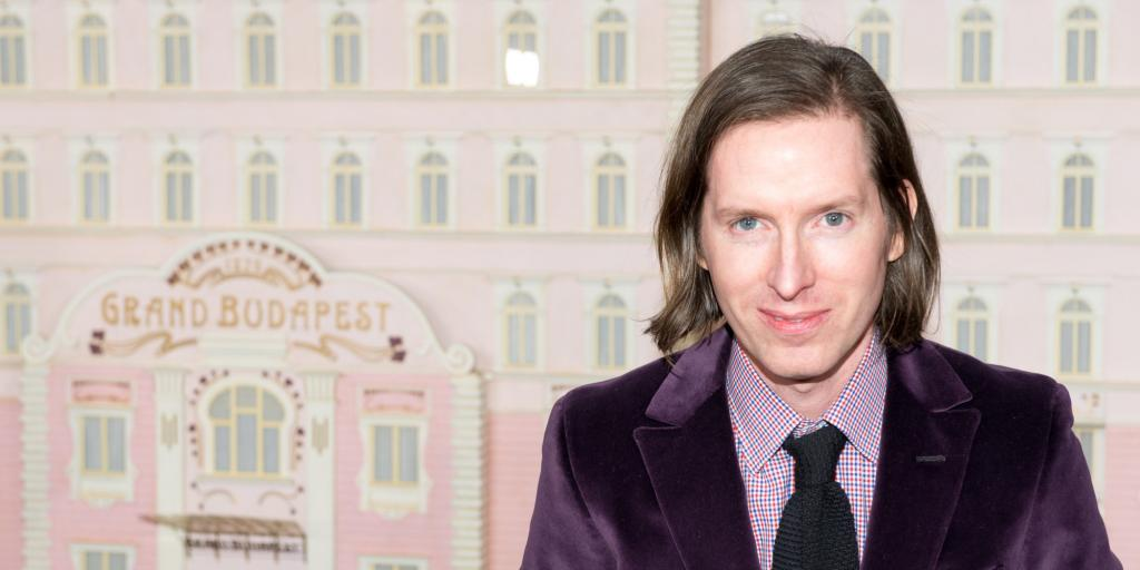 Wes Anderson On 'The Grand Budapest Hotel' And How Filmmaking Is