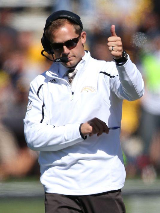 Western Michigan's P.J. Fleck Cashes In On Players' Honors