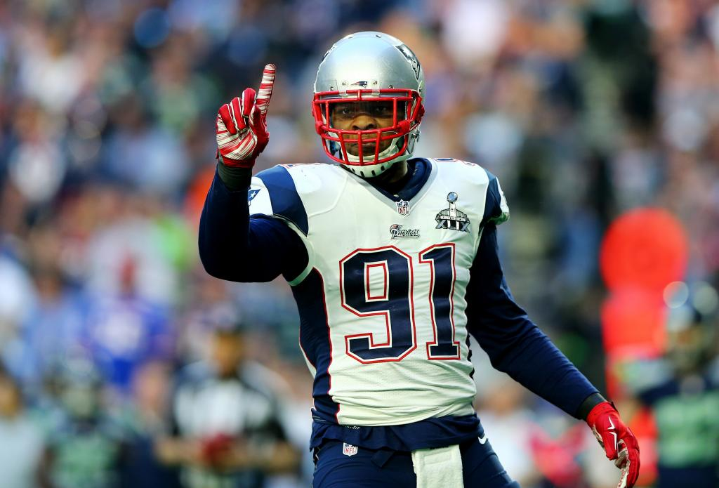 What The Return Of Jamie Collins Means For The Patriots :: Mike's Sports