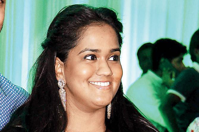 When Arpita Khan Sharma Lost Her Cool - Entertainment