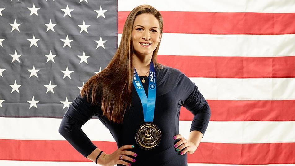 Who Is Adeline Gray   NBC Olympics