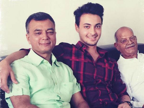 Who Is Arpita Khan's Fianc   Aayush Sharma? All You Need To Know