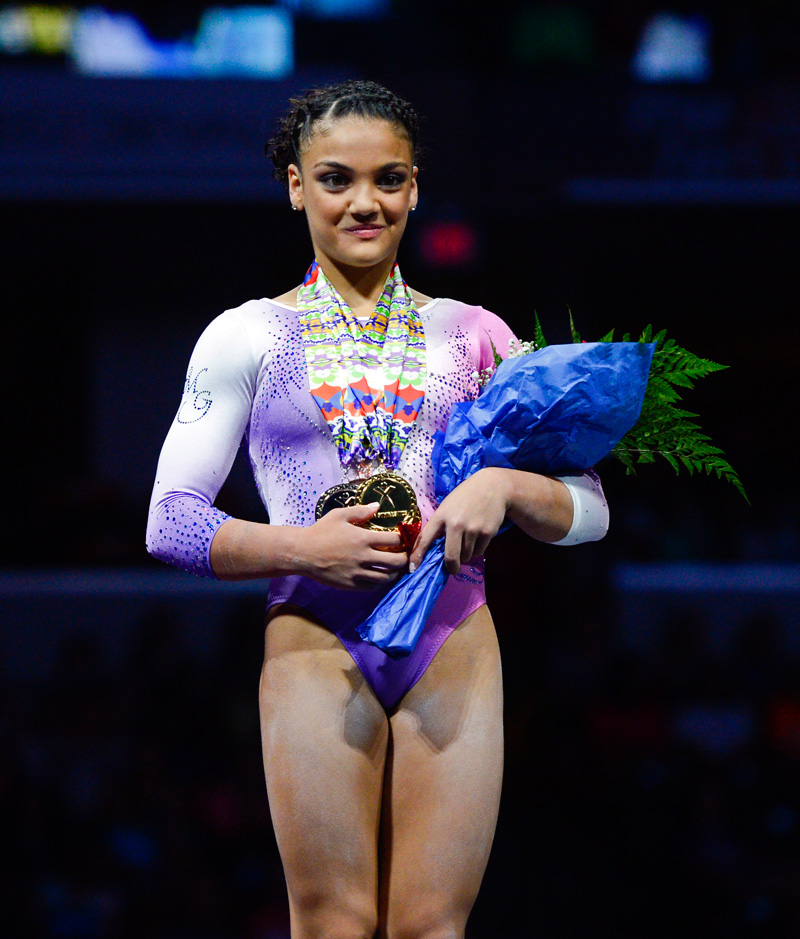 Who Is Laurie Hernandez   NBC Olympics