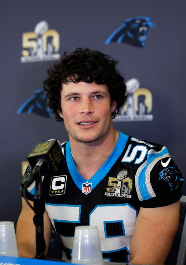 Who Is Luke Kuechly?     5 Things To Know About Panthers Linebacker