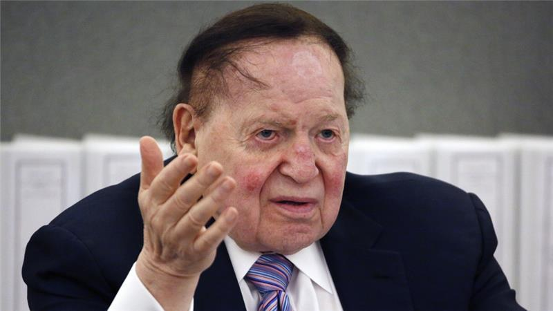 Who Is Sheldon Adelson And Can He Sway The US Election? - News From