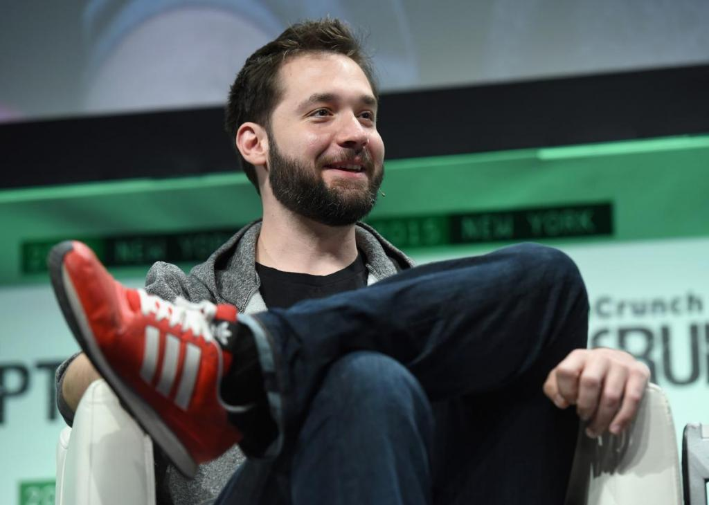 Who The Heck Is Alexis Ohanian, And Why Would Serena Williams Want