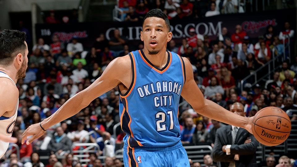 Why Andre Roberson Needs To Improve His Shot   Thunder Nation