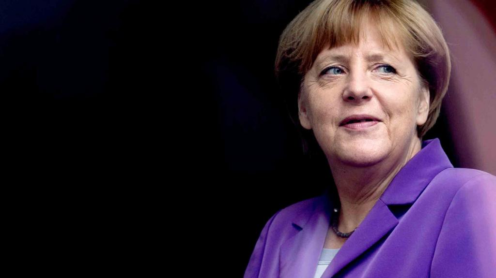 Why Angela Merkel Is TIME's Person Of The Year 2015