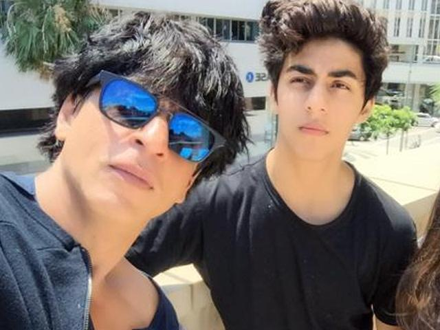 Why Shah Rukh Khan's Son Aryan Has Twitter Excited - NDTV Movies