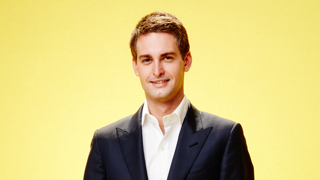Why Snapchat's Evan Spiegel Is Our Digital Executive Of The Year