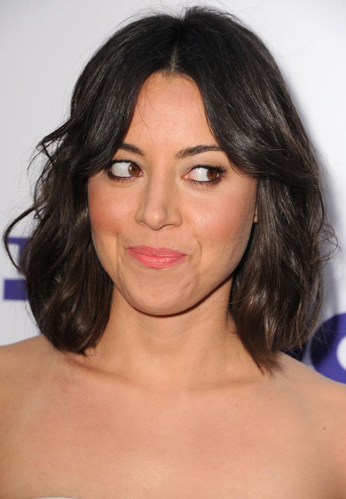 Why We Should All Aspire To Be Like Aubrey Plaza   HuffPost