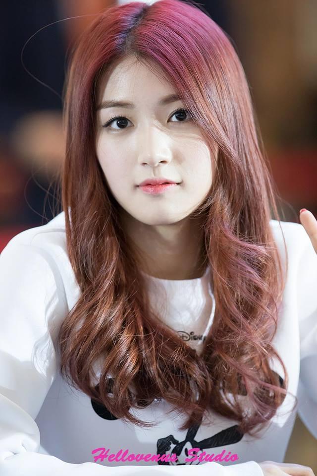 "Wiggle Wiggle"" - Chaeyeon Ahn ""Yeoreum""   Yeoreum   Pinterest"