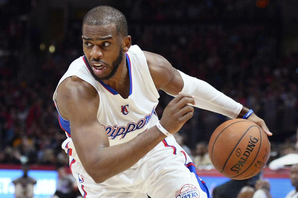 Will Chris Paul Ever Make It Out Of The 2nd Round?     Fadeaway World