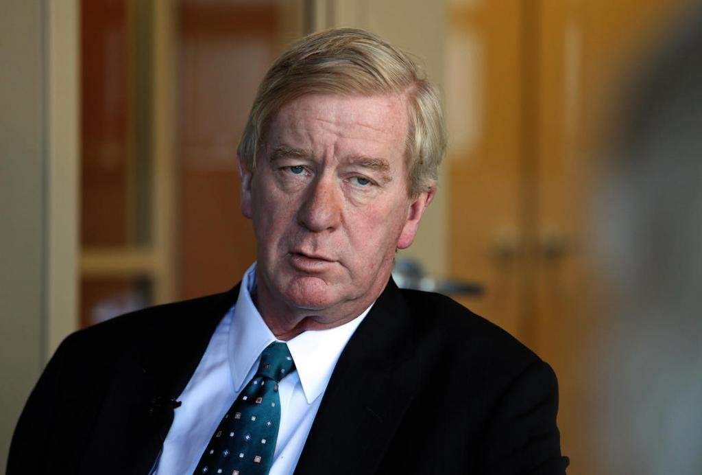 William Weld On Leave For Campaign   Boston Herald