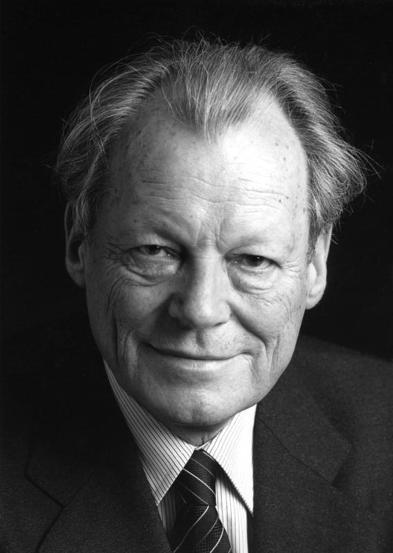 Willy Brandt - Wikipedia