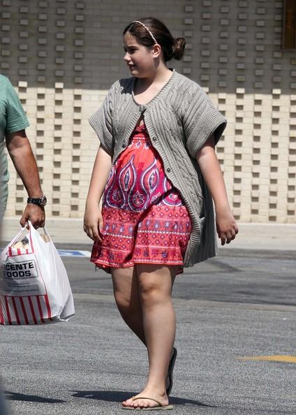 Wow Travolta Daughter Has Put On So Much Weight