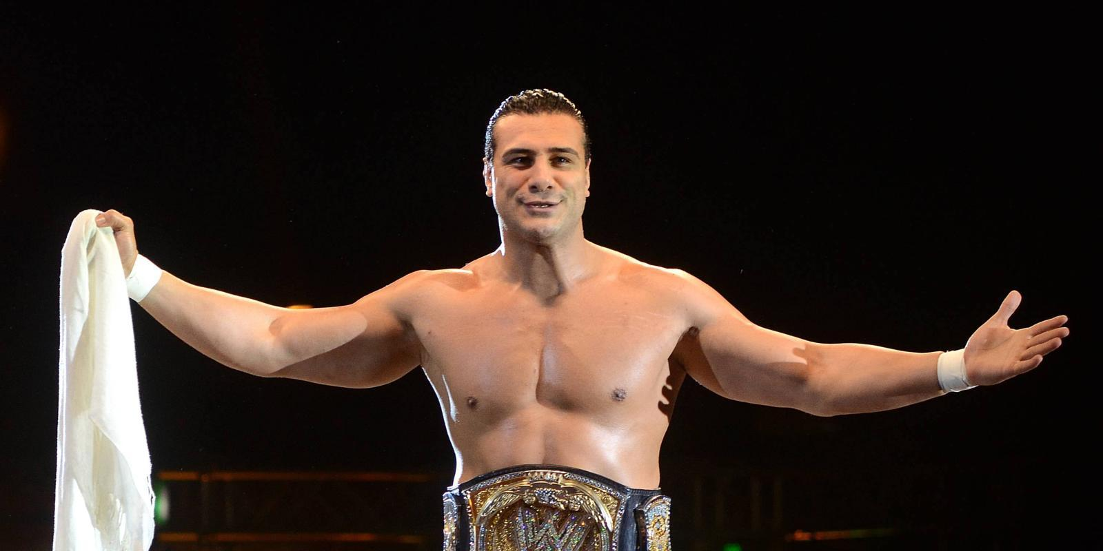 WWE Alberto Del Rio: 'A Good Heel Has To Be An Asshole - And That's Me'