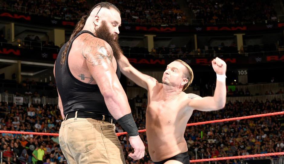 WWE News: 'Raw' Jobber Talks Fighting Braun