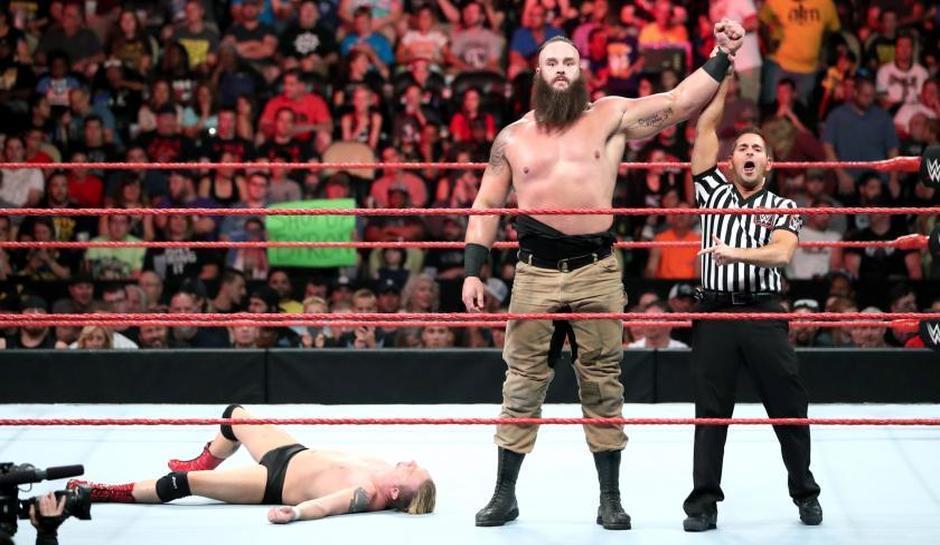 WWE News: Backstage News On Plans For Braun Strowman's Push