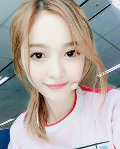Xuan Yi                Cosmic Girls <WJSN>   Pinterest