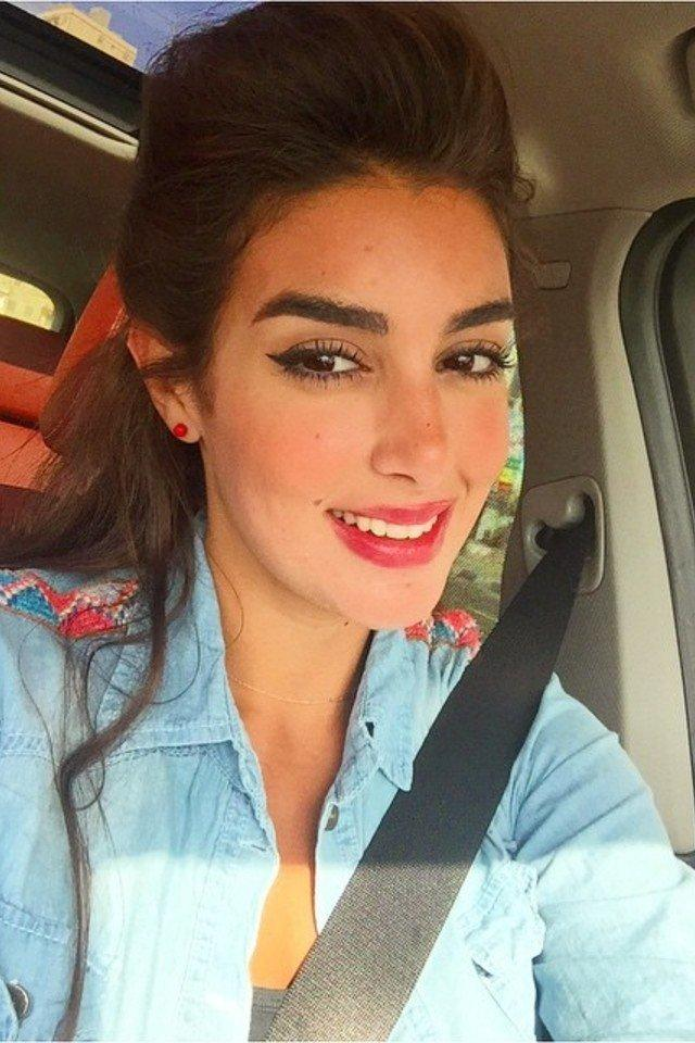 Yasmine Sabri: A Beautiful Egyptian Actress With A Style You'd
