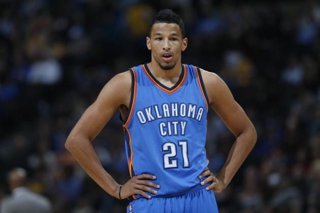 Year In Review: Andre Roberson   Thunder Nation