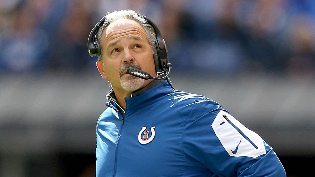 Yes, Chuck Pagano, You're Crazy To Be 'encouraged' By 2-4 Colts