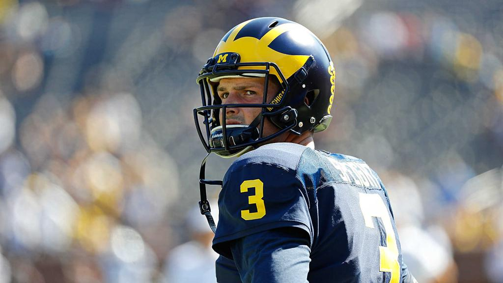 Yes, Wilton Speight Is The Right Quarterback For Michigan's Title