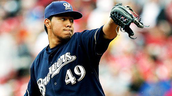 Yovani Gallardo Declines Texas Rangers' Offer In Favor Of Free