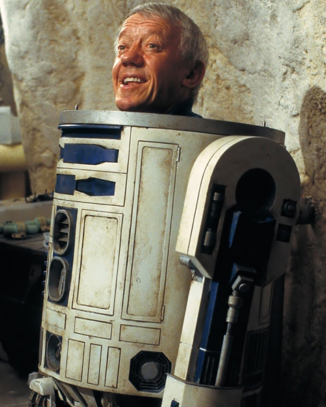 YoWorld Forums     View Topic - RIP Kenny Baker / R2-D2