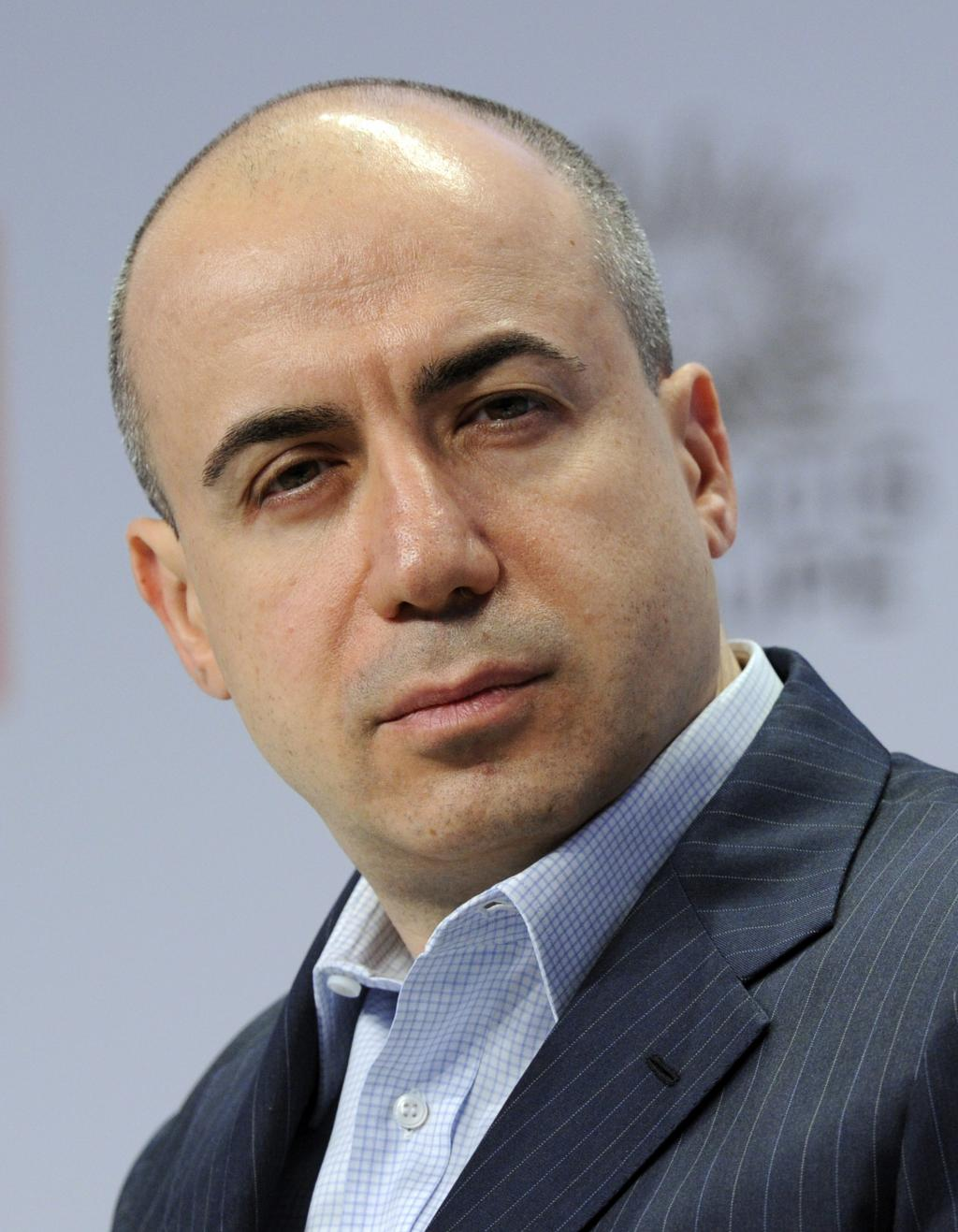 Yuri Milner: Funding The Impractical In Physics
