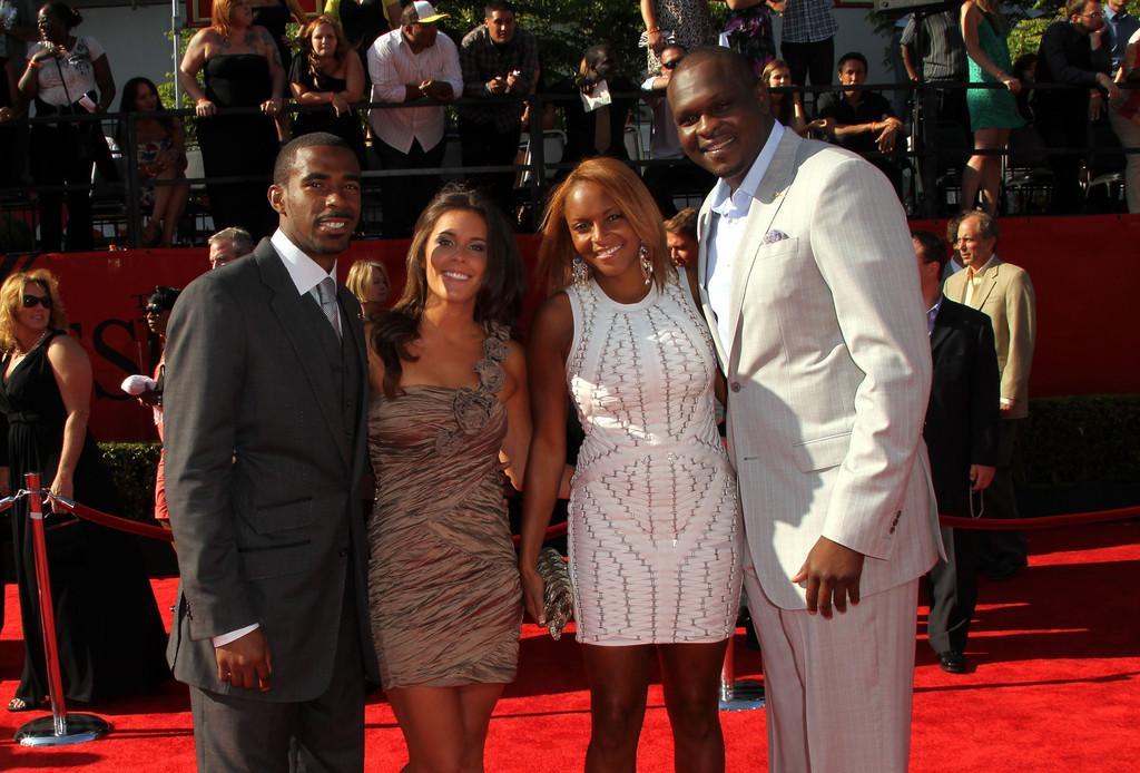 Zach Randolph And Mike Conley Photos Photos - The 2011 ESPY Awards